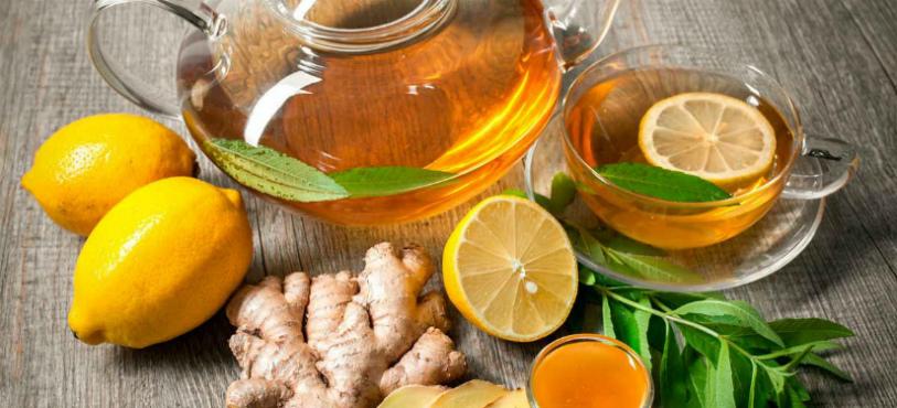 Рецепт для иммунитета из имбиря меда и лимона и грецкого ореха