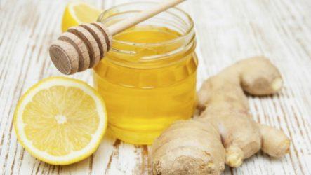 Рецепт для иммунитета из имбиря лимона и меда