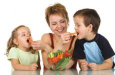 Как поднять иммунитет маленькому ребенку