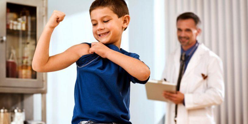 как повысить иммунитет ребенка после болезни